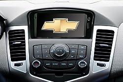 ChiLin pour Chevrolet Cruze Haute tactile double-DIN Lecteur DVD & Dash Dans le systššme de navigation, GPS, Bluetooth, Radio, iPhone / iPod Controls, Commandes au volant